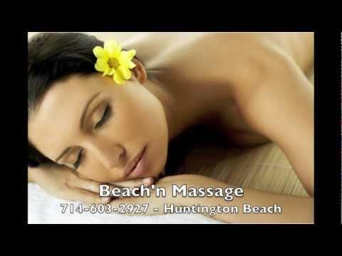 Beach N Massage Huntington Beach Best Massage Therapy Massage Therapist