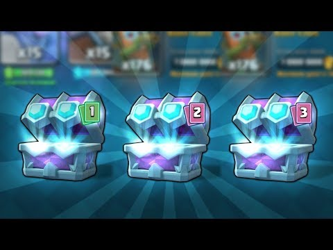 OPENING x3 SEASON DRAFT CHESTS! LETS GET 3 LEGENDARIES! | Clash Royale BEST DRAFT CHEST OPENING!