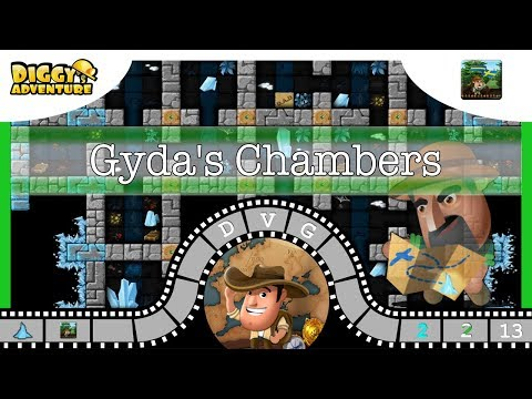 [~Scandinavia Father~] #13 Gyda's Chambers - Diggy's Adventure