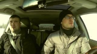 Ssang Yong Rexton W  тест-драйв 2014 / Nice-Car.Ru