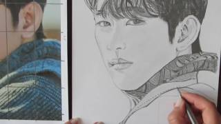 Drawing KPOP Idols- Tutorial for Beginners- Part 3
