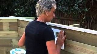 Diy - How To Install An Above Ground Wooden Pool