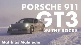 Mehr quer geht nicht   Porsche GT3   Matthias Malmedie