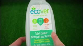 видео Пятновыводитель EcoVer Экологический