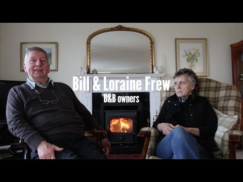 Bill and Loraine on fracking in Scotland