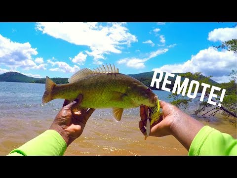 Reservoir Fishing!