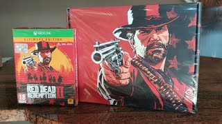 Red Dead Redemption 2   Collector's Box   Ultimate Edition   Unboxing Ita