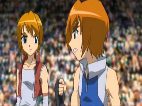 Beyblade amv: Kenny vs Dan & Reiki