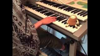 Electone Music Box 18 Hit Song 2 Grade 5.4.3 YAMAHA ELECTONE D-DECK...