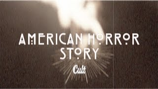American Horror Story: CULT Opening Credits/Intro *AHS Season 7*