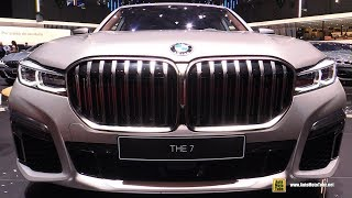 2020 BMW 760Li xDrive - Exterior and Interior Walkaround - Debut at 2019 Geneva Motor Show