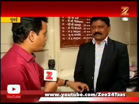 Mumbai BMC Staff Suresh Bansode 121