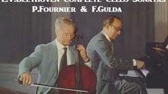 L.V.Beethoven Complete Cello-Sonatas [ P.Fournier & F.Gulda ] (1959)