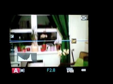Fuji X-E2 EVF fw 2.0 @ lowlight [watch in HD]