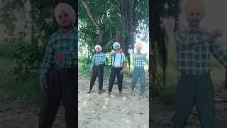 heart patient dance Punjabi song the landers
