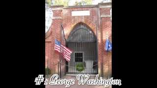 George Washington Grave + Home