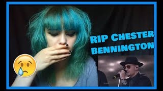 My Reaction Linkin Park - One More Light LIVE (RIP Chester Bennington)