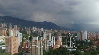 Medellín From Above (Drone Video)