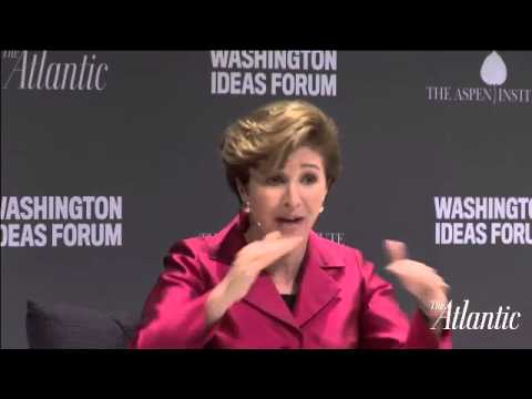 Anne Marie Slaughter : Washington Ideas Forum