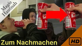 Der BESTE Coca-Cola Zaubertrick ERKLÄRT!!!