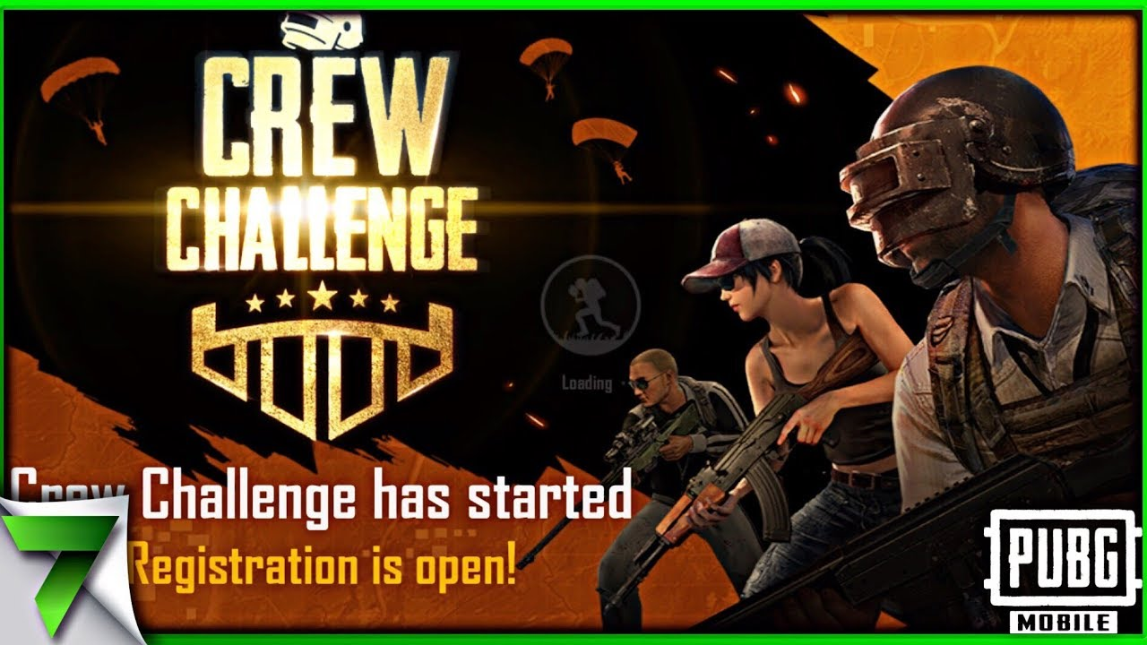New Crew Challenge Event New Coins And Prizes Pubg Mobile Youtube - new crew challenge event new coins and prizes pubg mobile