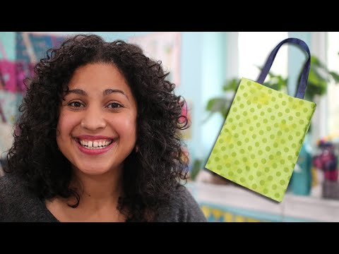 1-Hour Tote Bag & The #MidnightStashChallenge with Angela Walters