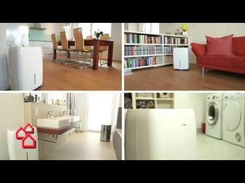 bauhaus tv produktvideo luftentfeuchter 39 pro klima 39 30. Black Bedroom Furniture Sets. Home Design Ideas