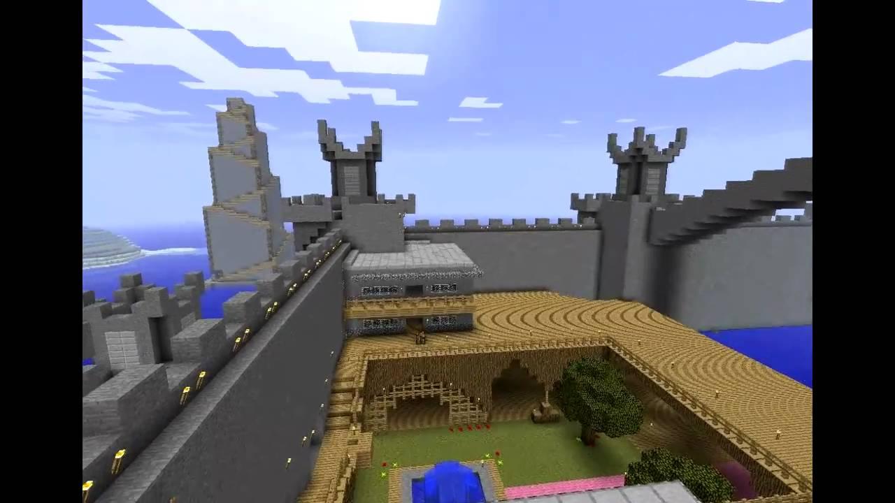 Bedwelming Minecraft Kasteel Maken WQ37 | Belbin.Info &KI27