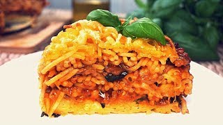 Tort spaghetti