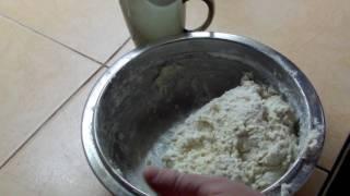 Овсяный домашний хлеб