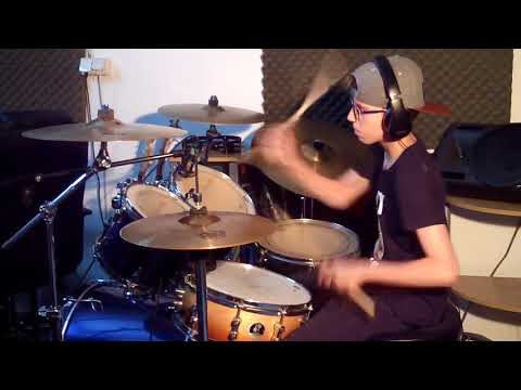 Shadow Fight 2 Soundtrack - Black Warrior(Drum Cover by Eric)