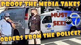 WOW! MAINSTREAM MEDIA TAKES DOWN CAMERAS AT HOSTAGE SITUATION MOMENTS BEFORE ENTRY!