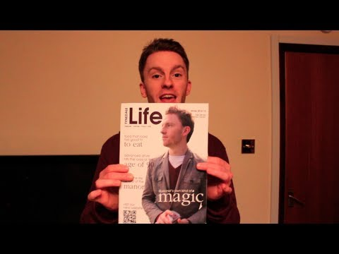 1000 Subscribers AND I'm on the front cover of a MAGAZINE!