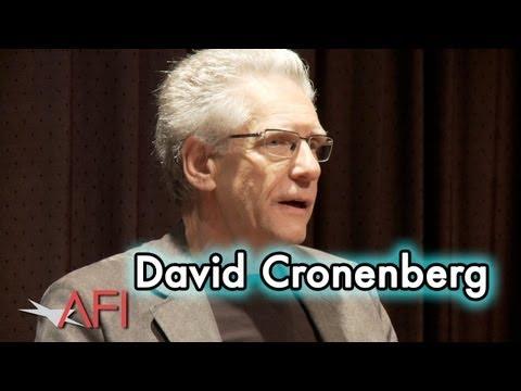 Director David Cronenberg on Working with Actors
