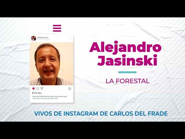 Carlos Del Frade con Alejandro Jasisnky sobre La Forestal [Escuchar bien, para mirar mejor]