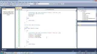 Mô hình 3 lớp trong C# và ví dụ