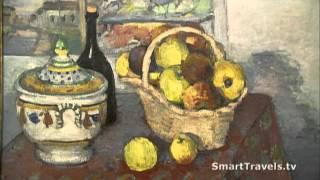 HD TRAVEL:  Provence: Cezanne - SmartTravels with Rudy Maxa