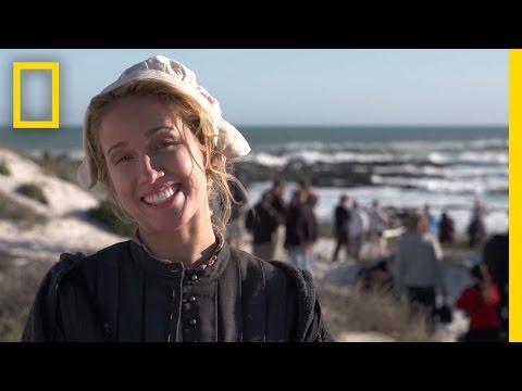 Anna Camp: Playing Dorothy Bradford  Saints & Strangers