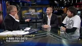 gabriel rancourt interview help portrait tva en direct
