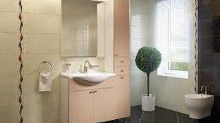 Комплекты мебели для ванной комнаты_
