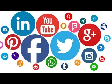 Top 10 Redes Sociales Más Utilizadas Del Mundo Random