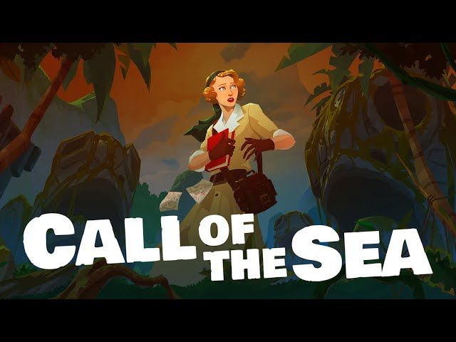 Call of the Sea - a puzzle adventure game (Prologue + Chapter 1)