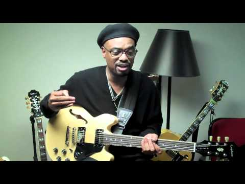 nick colionne with the epiphone ultra 339 youtube. Black Bedroom Furniture Sets. Home Design Ideas
