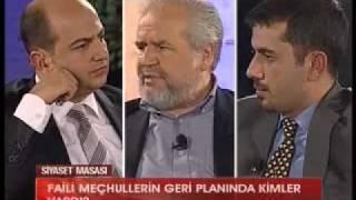 Eski Başbakan Tansu Çiller'in danışmanı Memduh Bayraktaroğlu'ndan Şok İddialar