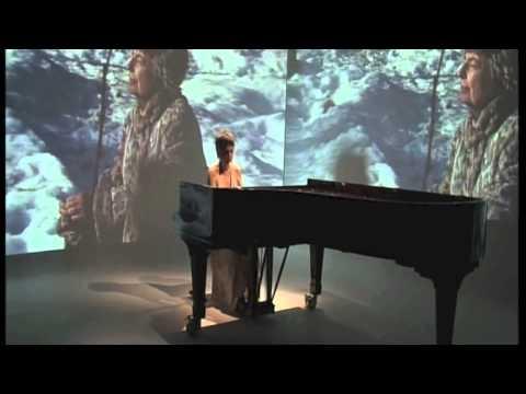 Alice Ader joue Modest Moussorgsky