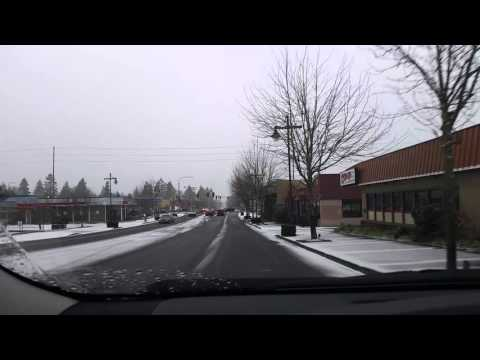 Snow In Federal Way Washington