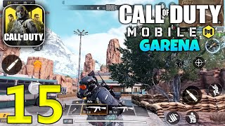 Gerena Call Of Duty Mobile - Android  Ios Gameplay - Part 15