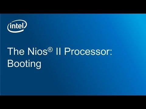 The Nios® II Processor: Booting