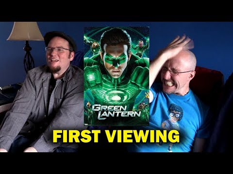 Green Lantern - 1st Viewing