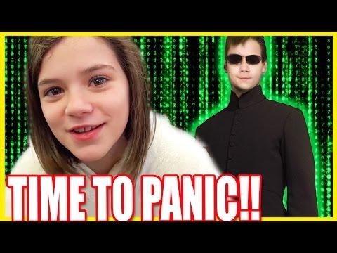 TIME TO PANIC!  FRIDAY THE 13TH!!  |  KITTIESMAMA